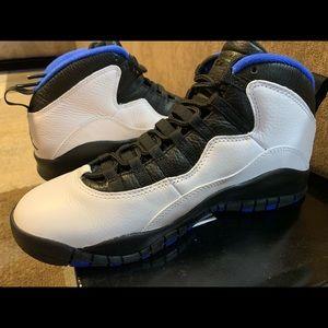 Brand New**Air Jordan 10 Retro (size 9)